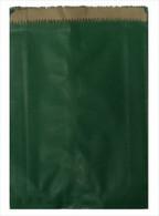 Green Heavyweight Kraft Merchandise Paper Bag