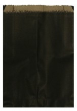 Black Heavyweight Kraft Merchandise Paper Bag
