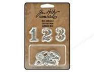Tim Holtz Ideaology Mini Numerals