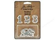 Tim Holtz Ideaology Numerals