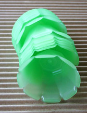 Tulip Ice Cream Cups - 4 Ounce Size in Green