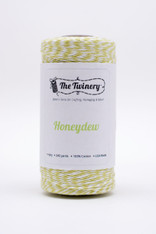 Baker's Twine - The Twinery - Honeydew - Chartreuse - 4 Ply Twine
