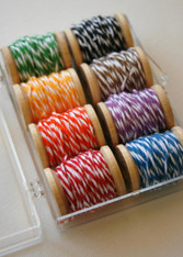 Baker's Twine Color Combination Kit - 40 Yards - Eight Colors