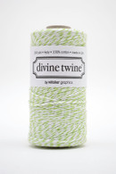 Divine Twine Baker's Twine - Green - Apple