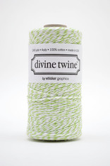 Divine Twine Baker's Twine - Green - Apple