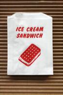 Ice Cream Sandwich Bags - Vintage Style
