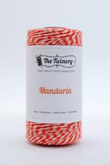 Baker's Twine - The Twinery - Mandarin Orange - 4 Ply Twine