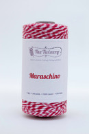 Baker's Twine - The Twinery - Maraschino Red - 4 Ply Twine