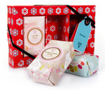 Bloom Trio of Scented Soaps