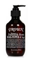 Shampoo: Damask Rose, Black Pepper & Sage 300ml/10.1oz