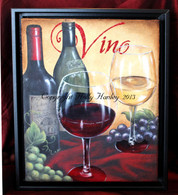 Vino Pattern Packet