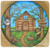 Cabin Sweet Cabin Stepping Stone E Packet