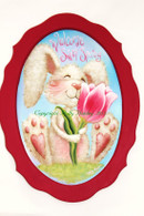Welcome Sweet Spring Bunny E Packet