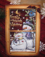 Frosty Friends Screen Pattern Packet