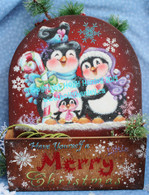 A Merry Little Christmas Pattern Packet