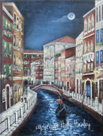 Moon Over Venice Pattern Packet