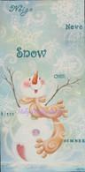 Snow Around the World Pattern Packet