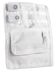 EMI Nurse Nylon Scrub 5 Pocket Organizer Pal With Belt Loop
