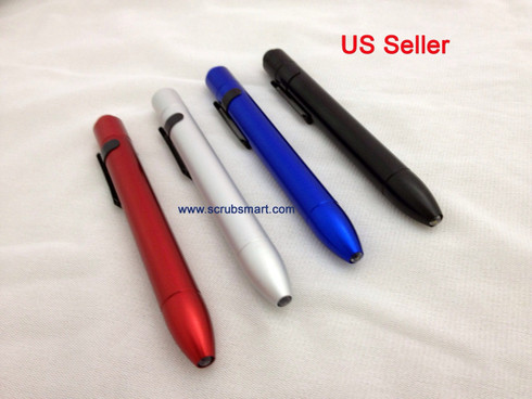 4 colors to choose from: Red, Silver, Blue, Black