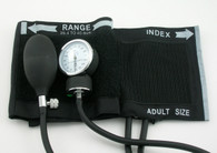 EMI Cotton Cuff Blood Pressure Monitor Set - Black