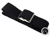 EMI Physical Therapy Gait Transfer Belt with Cotton Metal Buckle