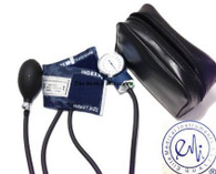 Manual Blood Pressure monitor set with Infant Pediatric Blood Pressure Cuff - EBI-214