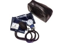 Manual Aneroid Sphygmomanometer Blood Pressure Cuff Monitor with Child Pediatric Cuff EBC-215