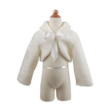 Fur Jacket Ivory