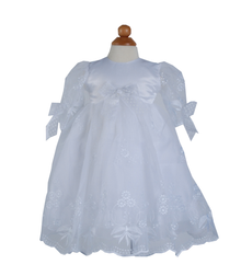 Michelle Christening Gown-Wholesale