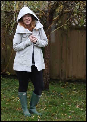 Waterproof Minoru Jacket