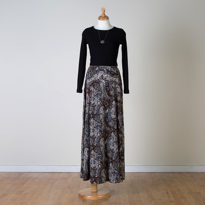 Gabriola Skirt by Sewaholic Patterns