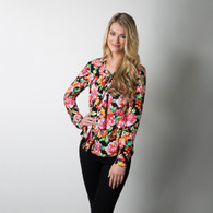 Oakridge Blouse by Sewaholic Patterns, View A