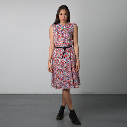 Harwood Dress by Sewaholic Patterns, View B