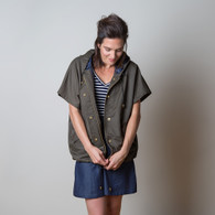 Seymour Jacket by Sewaholic Patterns