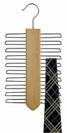 Vertical Wood Tie Hanger