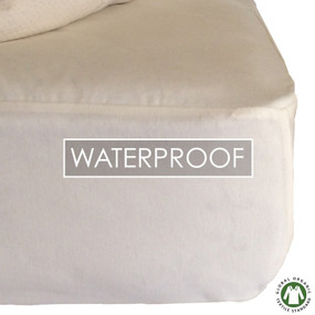 Organic Cotton Waterproof Mattress Protector