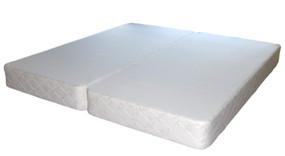 Upholstered Wood Slat Foundation