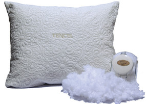 Sustainable Knit Tencel® Pillow Protector