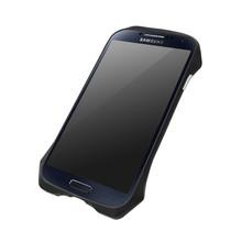 DRACO AIRBORNE Aluminum Bumper - for Samsung Galaxy S4 (Meteor Black)
