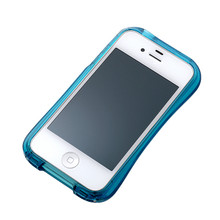 DRACO CRYSTAL Bumper - for iPhone 4/4S (Emerald)