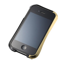 DRACO 4 Limited Handcraft Aluminum Bumper - for iPhone 4 (Zen)
