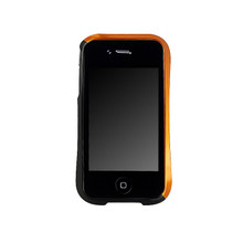 DRACO EVO Handcraft Aluminum Bumper - for iPhone 4/4S (Ultimate Orange)