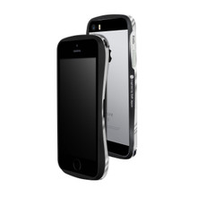 DRACO 5 Aluminum Bumper - for iPhone SE/5S/5 (Metro Black)