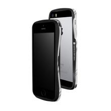 DRACO 5 Aluminum Bumper - for iPhone SE/5S/5 (Metro Black)