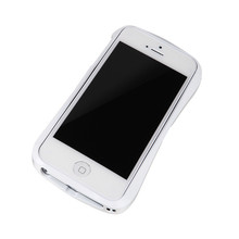 DRACO 5 Limited Aluminum Bumper - for iPhone SE/5S/5 (Luxury White)