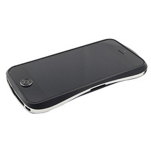 DRACO Aluminum Home Button - for iPhone 5/5S (Black/Gray)
