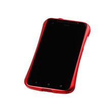 DRACO BUTTERFLY Aluminum Bumper - for HTC Butterfly (Red)
