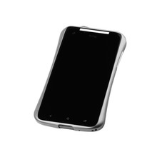 DRACO BUTTERFLY Aluminum Bumper - for HTC Butterfly (Silver)