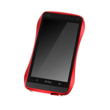 DRACO ONE Aluminum Bumper - for HTC ONE (M7) (Red)