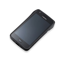 DRACO S2 Aluminum Bumper - for Samsung Galaxy S2 (Black)